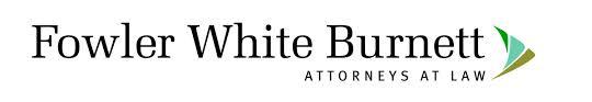 Fowler White Burnett, P.A, http://www.iblc.com/images/firmlogos/FowlerWhite.jpg Logo