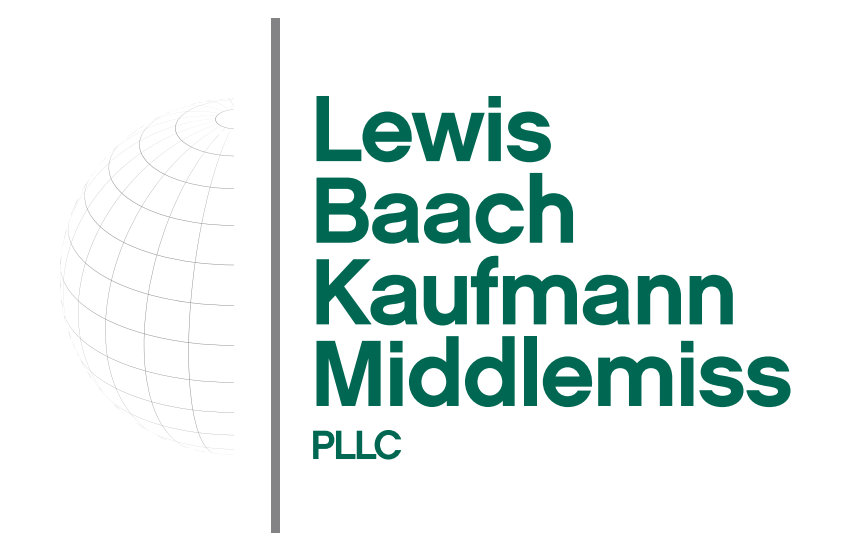 Lewis Baach Kaufmann Middlemiss pllc