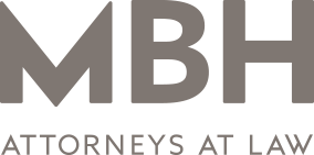 MBH Attorneys at Law, http://www.iblc.com/images/firmlogos/MBH_Logo_dark.png Logo
